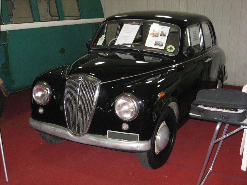 1953 Lancia Appia Mk1