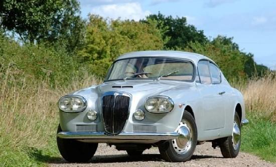 1953 Lancia Aurelia B20 onder handen genomen door Pichon-Parat uit Frankrijk