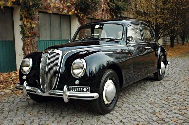 1953 Lancia Aurelia B22