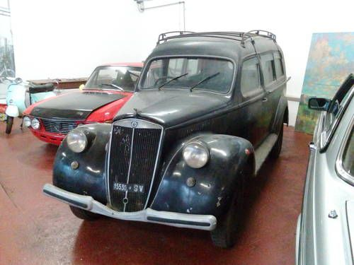 1954 Lancia Ardea Station Waggon RHD Funeral a
