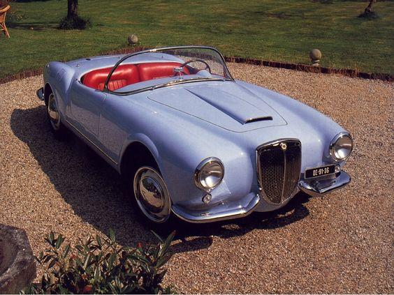 1954 Lancia Aurelia B24 S
