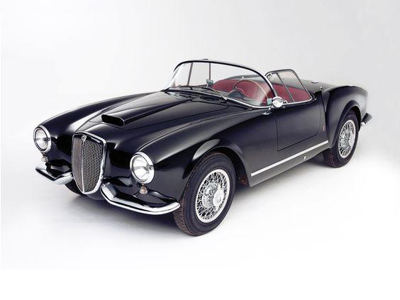1954 Lancia Aurelia GT Convertible