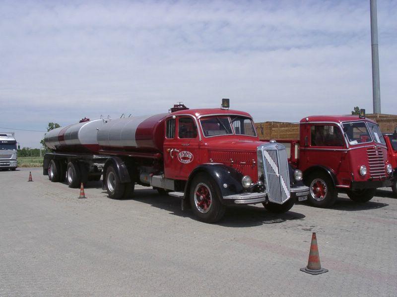1954 Lancia Esatau 112, 8867cm3, 132cv