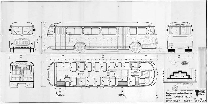 1954 Lancia-Esatau-V11-Complessivo