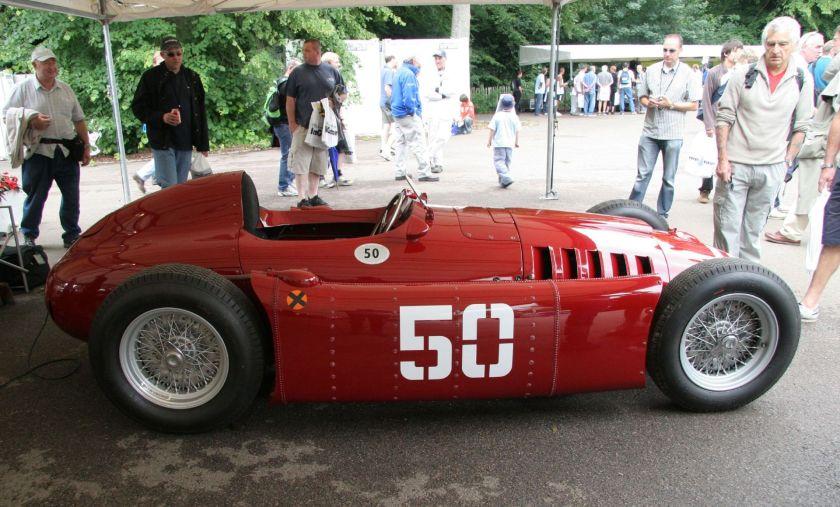 1954-type Lancia D50A 616298256