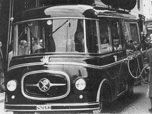 1955 Autobus Lancia Beta cl2