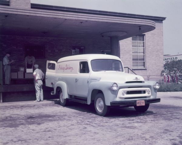 1955 International S-110 Light Duty Pickup Truck