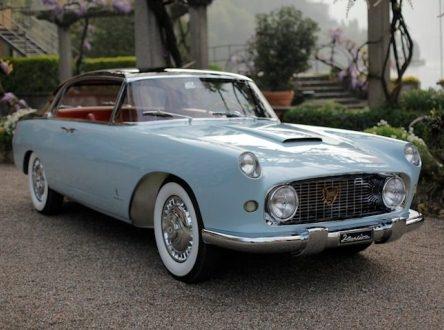 1955 Lancia Aurelia B56 4-door Berlina, Pininfarina