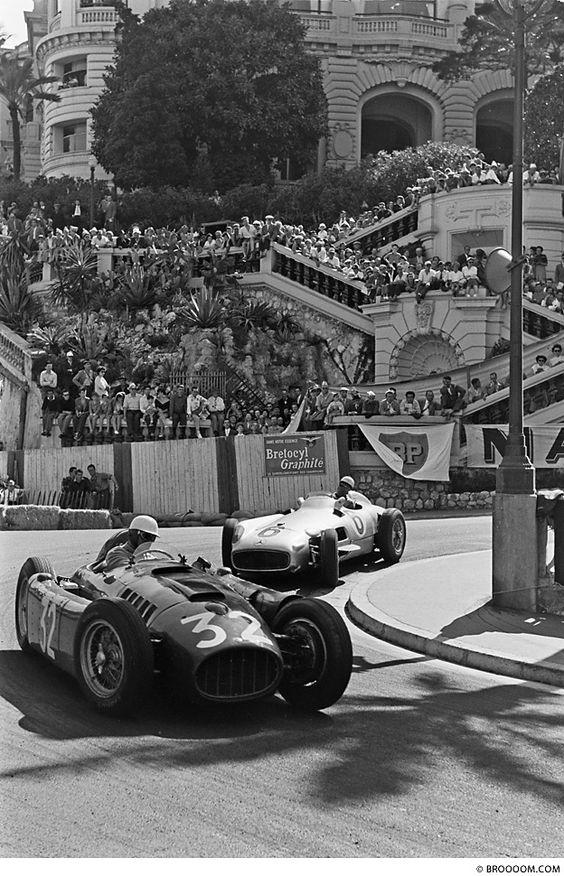 1955 - Lancia D50 Monaco Grand Prix