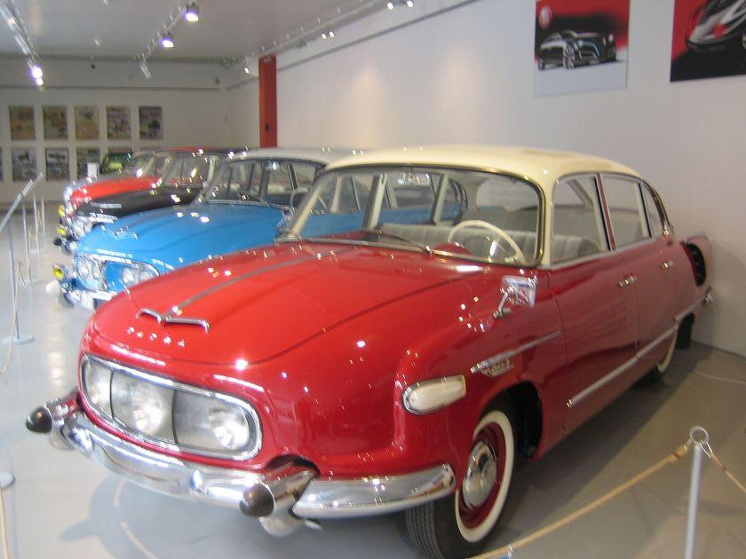 1955 Tatra 603 1955