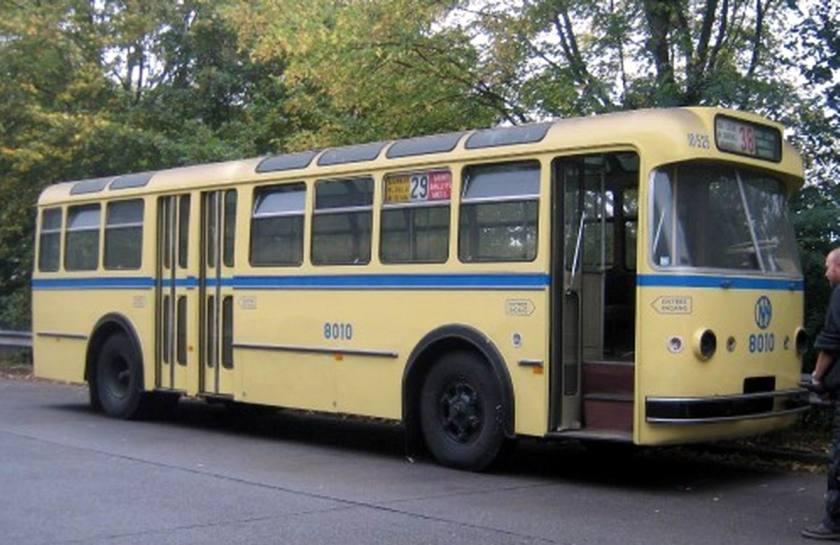 1956 BUSSING RAGHENO 6500T