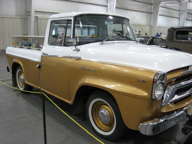 1956 International pickup