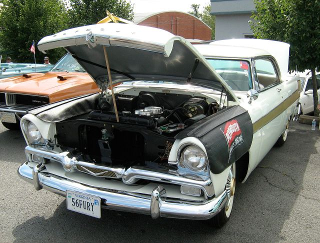 1956 Plymouth Belvedere Fury