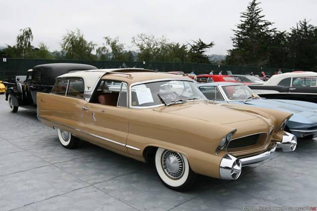 1956 Plymouth Plainsman concept wagon