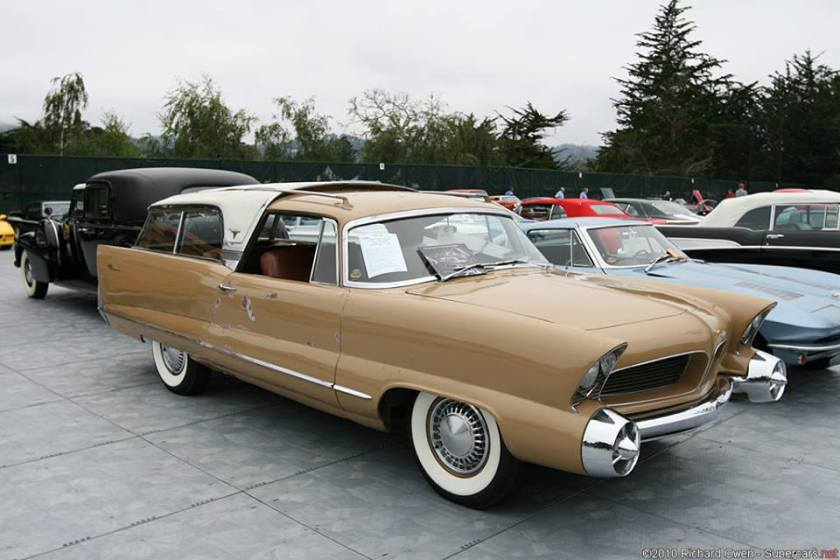 1956 Plymouth Plainsman concept wagon