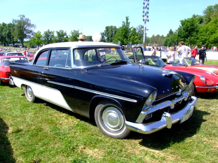 1956 Plymouth Savoy 1