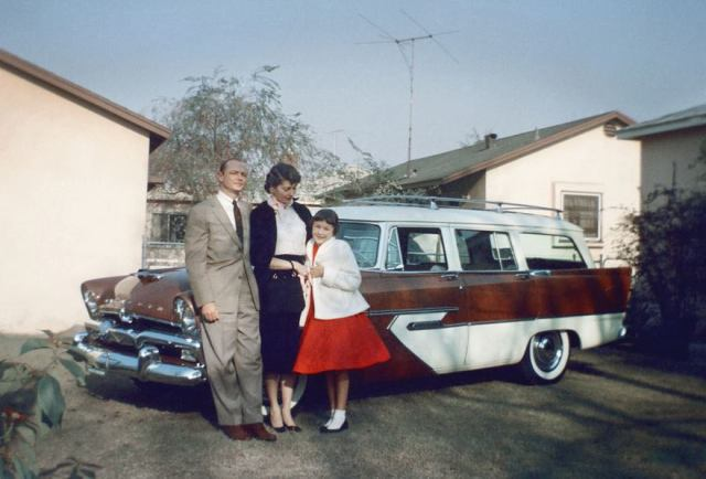 1956 Plymouth wagon