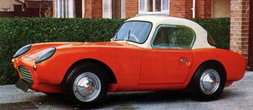 1957 Berkeley Coupe