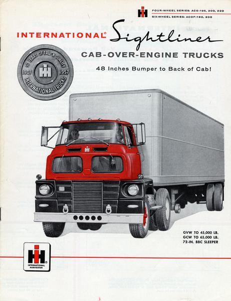 1957 International Sightliner Trucks