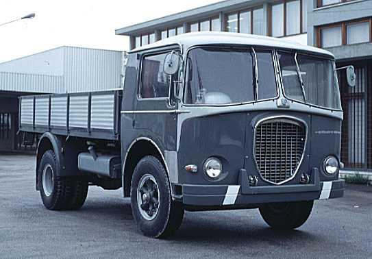 1957 Lancia Esatau B 503