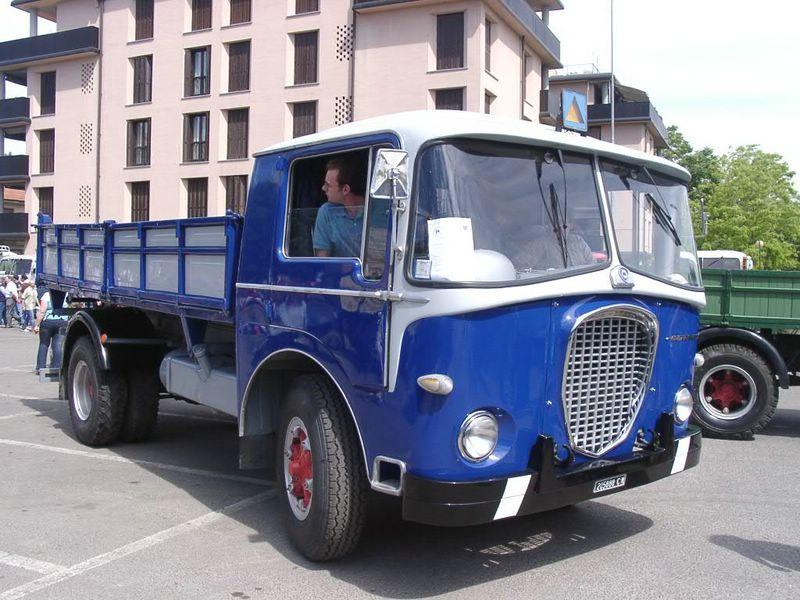 1957 Lancia Esatau B, 8867cm3, 150cv