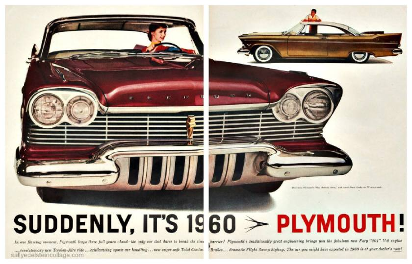 1957 Plymouth future ad