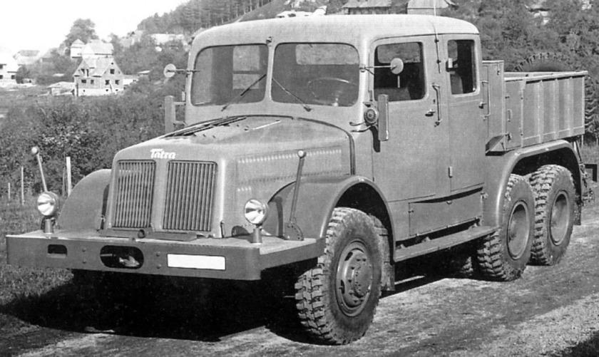 1957 Tatra 141