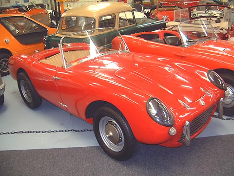 1958 Berkeley B65 4 wheel (GB)