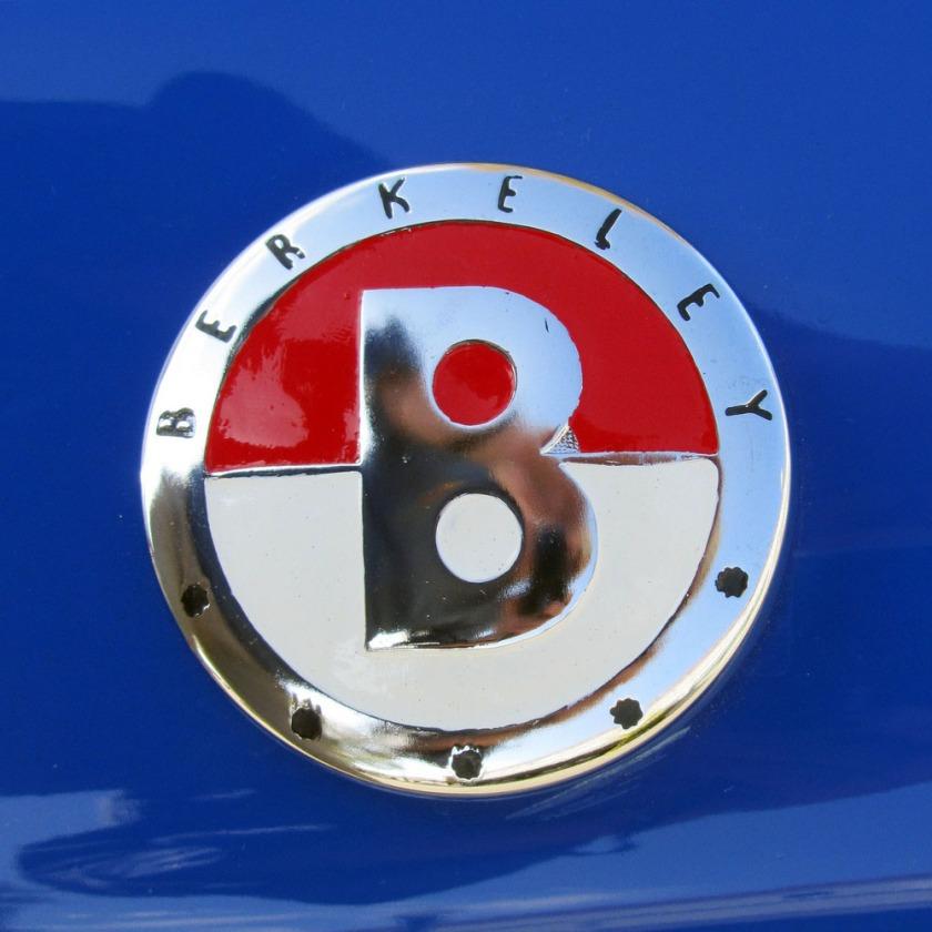 1958 berkeley se328 logo