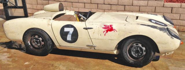 1958 British Berkeley Vintage Race Car