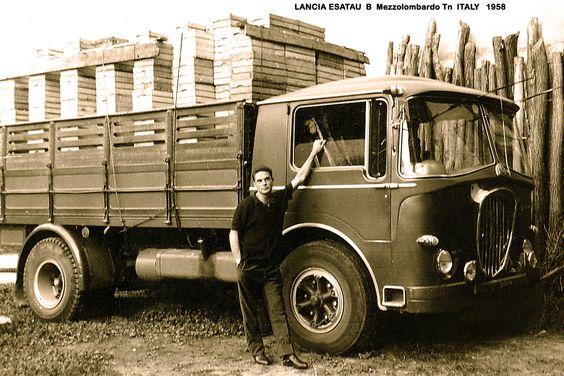 1958 - LANCIA ESATAU B