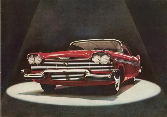 1958 Plymouth Fury Christine
