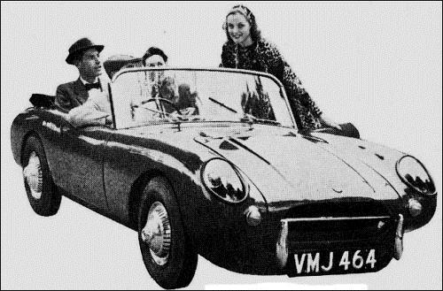 1959 Berkeley Foursome