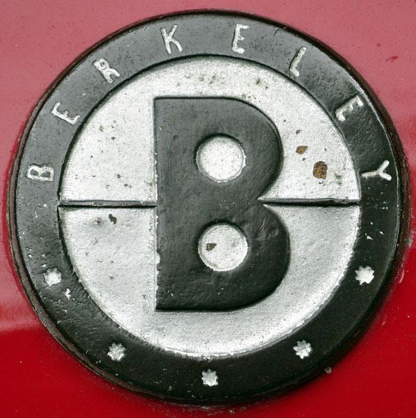 1959 berkeley t60-logos