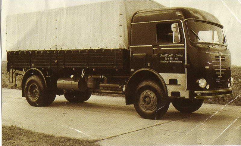 1959 Bussing Type. LU 11