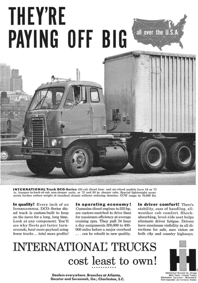 1959 International DCO