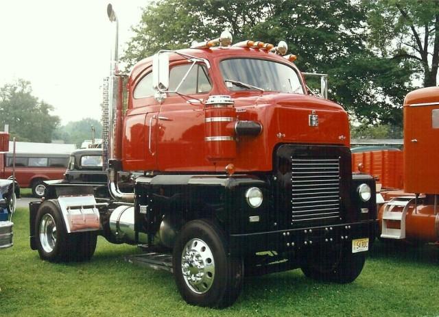 1959 International Harvester RDC sleeper