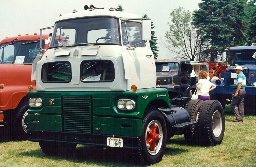 1959 International Harvester Sightliner 59