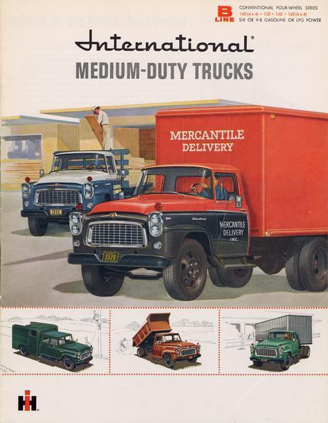 1959 International Medium-Duty Trucks