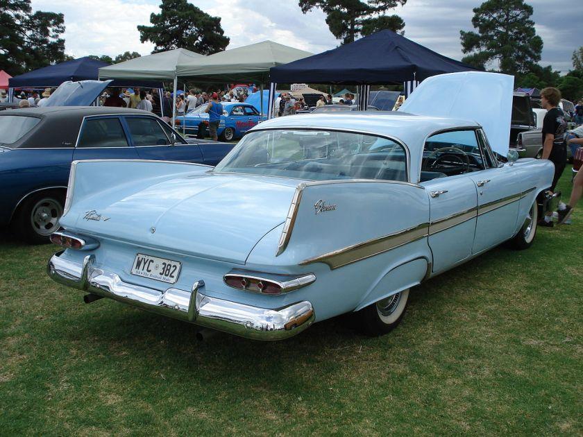 1959 Plymouth Belvedere 4-door Hardtop
