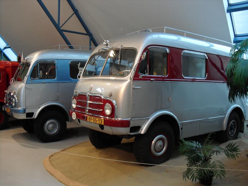 1959 Tatra 805 off-road voor expeditie van Zikmund en Hanzelka