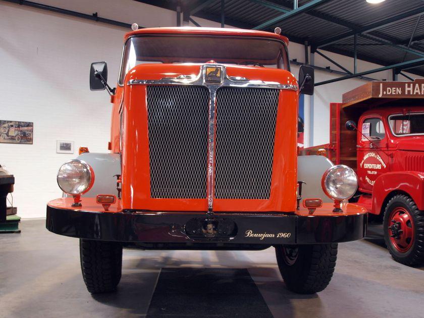 1960 Büssing truck pic1