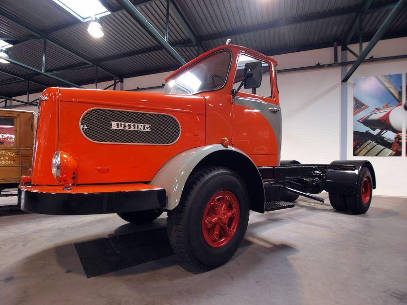 1960 Büssing truck pic2