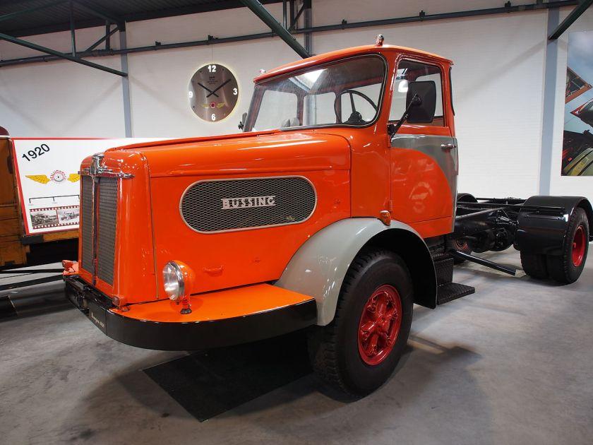 1960 Büssing truck pic7