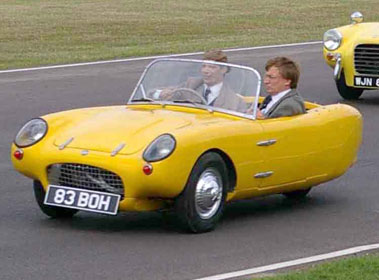 1960 Berkeley T-60 yellow (GB)