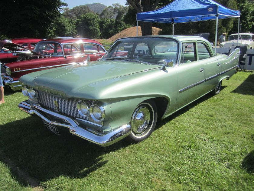 1960 Plymouth Belvedere Sedan