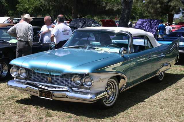 1960 Plymouth Fury convertible a