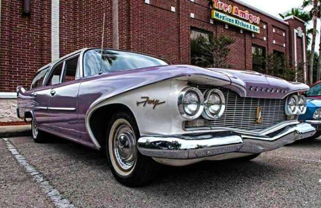 1960 Plymouth Fury Suburban
