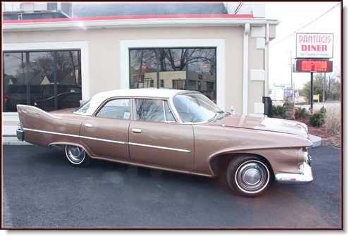 1960 Plymouth Savoy 4-door Sedan