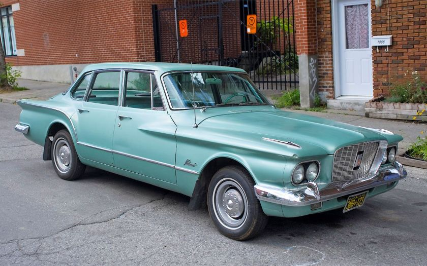 1960 Plymouth Valiant automobile